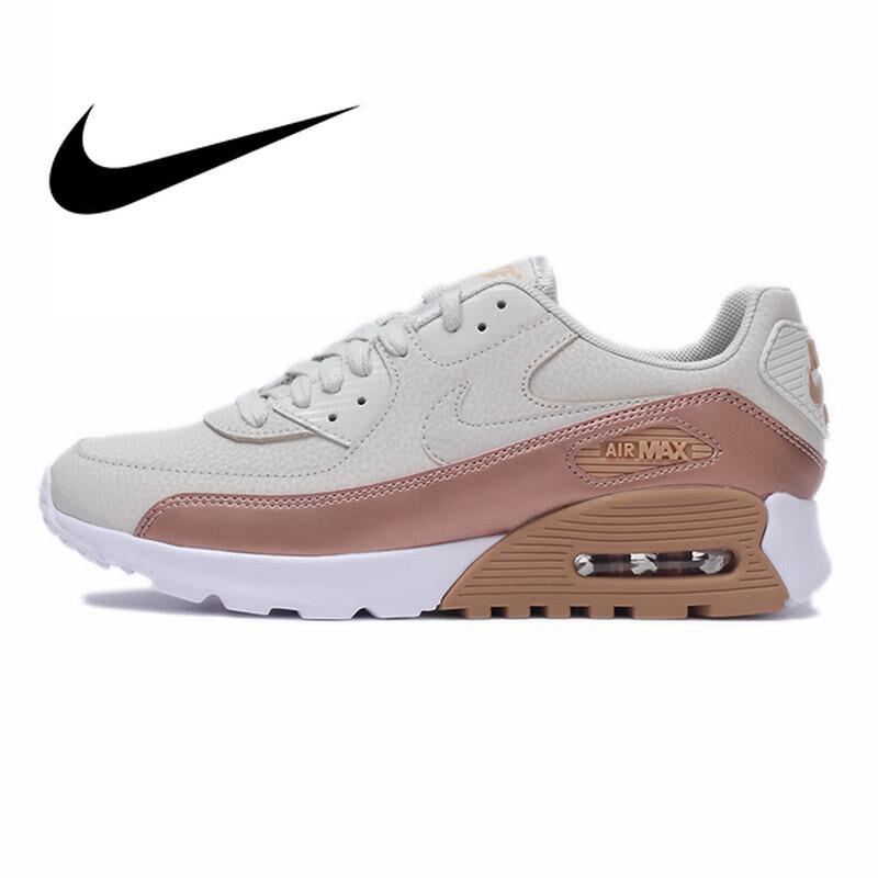 Original Official NIKE Air Max 90 Womens Running Shoes Sneakers Sports Outdoor Walkng Jogging Comfortable Fast Lace-Up 859523Original Official NIKE Air Max 90 Womens Running Shoes Sneakers Sports Outdoor Walkng Jogging Comfortable Fast Lace-Up 859523