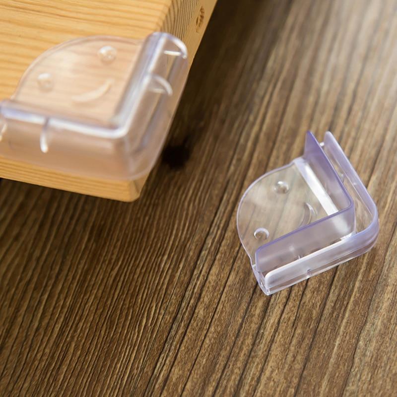 Clear Furniture Edge Table Corner