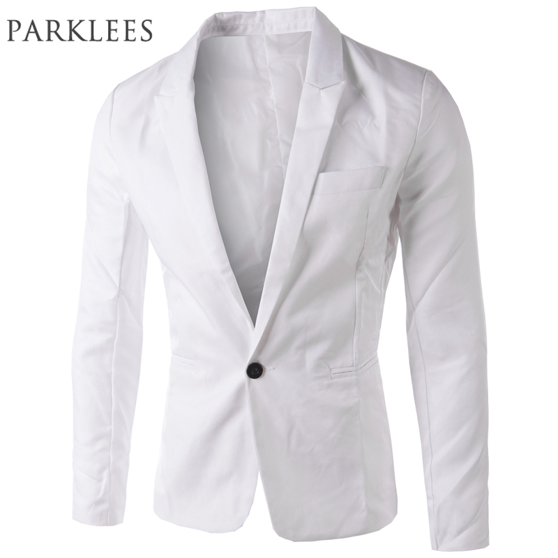 Popular White Suit Jacket for Men-Buy Cheap White Suit Jacket for ...