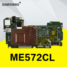 Tablet motherboard Logic board System Board For Asus MeMO Pad 7 ME572CL ME572C Fully Tested All Functions Work Well