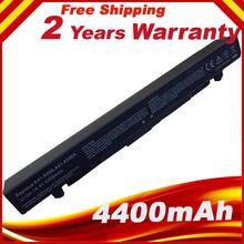 8 ячеек Батарея для ASUS X550CC A41-X550A A41-X550 X550 X550C X550B X550V X550D X450C X452