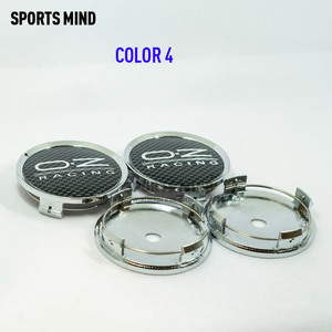 Image 5 - 4PCS/lot 75MM Car Wheel Center Hub Caps for OZ  RACING WHEEL Emblem Logo Car Styling Accessories