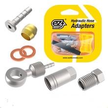 EZ Mtb Bike Brake House Adapters For SHIMANO XTR XT Hydraulic Brake House Installation Bike Accessory shimano xtr 7701 9ск