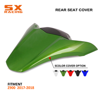 Motorbike High Quality ABS Plastic Colorful Rear Seat Cover Cowl For KAWASAKI Z900 Z 900 2017 2018
