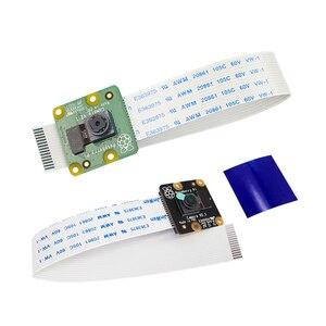 Image 2 - Offizielle RaspberryPi Kamera V2 Modul mit Sony IMX219 Licht empfindlichen Chips 8MP Pixel 1080P Video Unterstützung Raspberry Pi 3b +/PI4