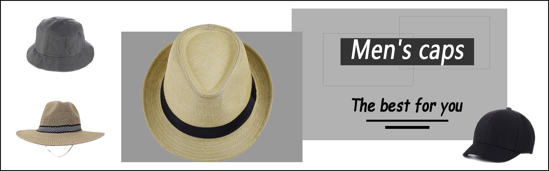 2018 Fashion New Elegant Black Jazz Hats For Women White Sun Hat Men Formal  Blue Summer Beach Cap Letter M Fedora Straw Hat d751be949f39