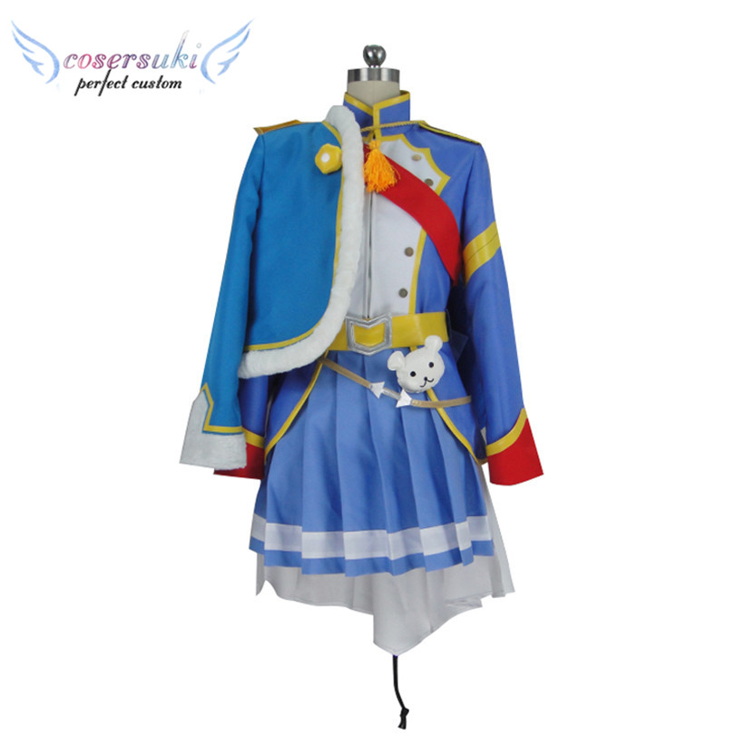 Revue Starlight Hikari Kagura Cosplay Costumes Stage Performence Clothes Perfect Custom for You