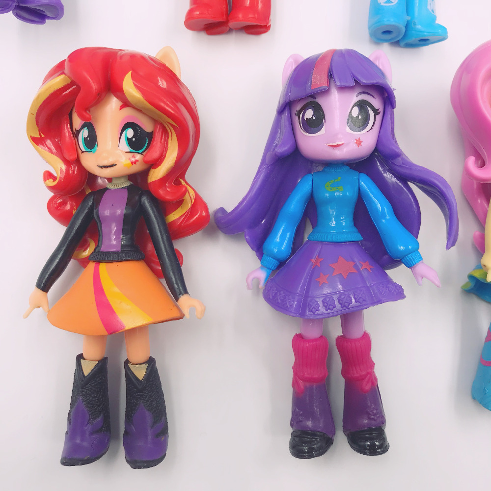 My Little Cute Pony Girl Figurines 13cm 22