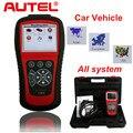 AUTEL MaxiDiag Elite MD802 ВСЯ Система PRO Autel MD802 Диагностический Инструмент + DS Модель Полный Система DS + EPB + МНК + Data Stream DHL Бесплатно