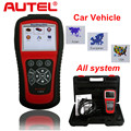 AUTEL MaxiDiag Elite MD802 All System PRO Autel MD802 Diagnostic Tool + DS Model Full System DS+EPB+OLS+Data Stream DHL Free