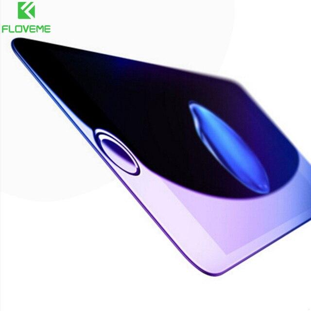 FLOVEME 3D 0.15 MM 9 H Vetro Su Protezione Dello Schermo Per iPhone 6 6 s 7 Plus Strainted Vetro di Protezione Per iPhone 7 Screen Protector