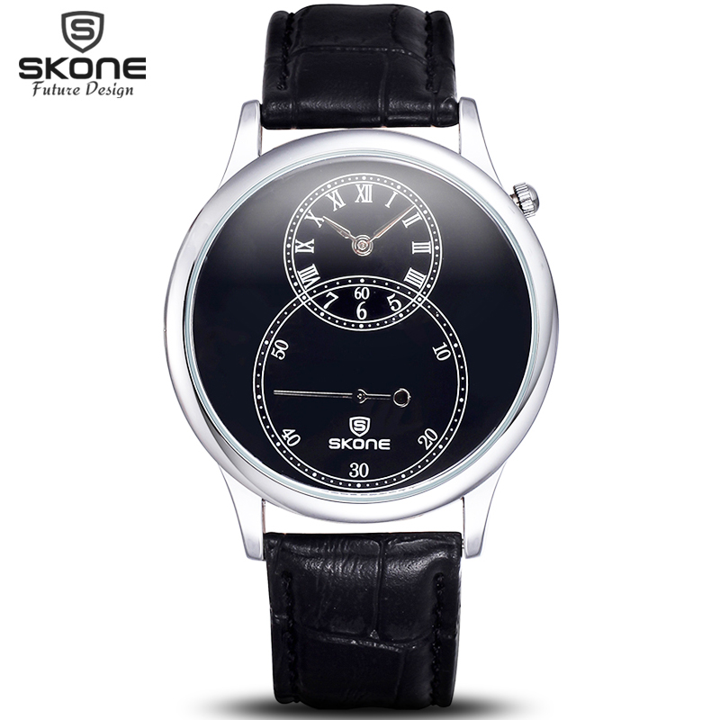 Relojes 2015 Dual Japan Quartz Movement Men's Casual Watches Men Brand Fashion Waterproof Watch Leather Wristwatch Montre Homme tada brand luxury high quality 3atm waterproof japan quartz movement watches relojs lady fashion genuine leather watches
