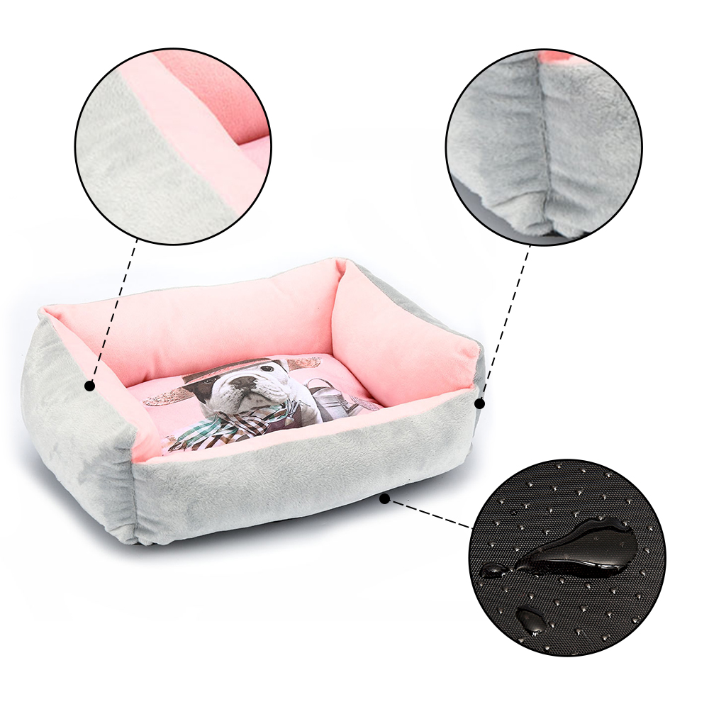 Pet Dog Bed Sofa Dog Waterproof Bed For Small Medium Large Dog Mats Bench Lounger Cat Chihuahua Puppy Bed Mat Pet House Supplies (8)