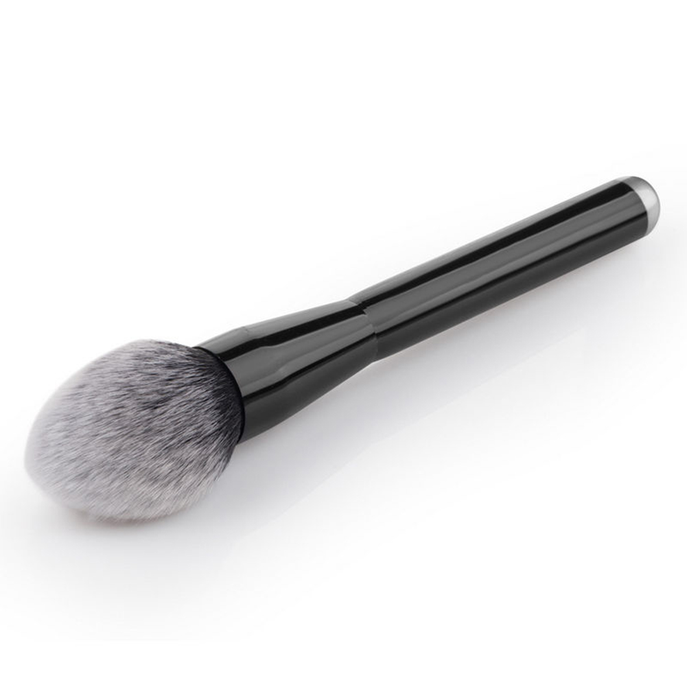 Large Soft Powder Big Blush Flame Brush Foundation Makeup Brush Cosmetic Tool new design stamp seal shape face makeup brush foundation powder blush contour brush cosmetic facial brush cosmetic makeup tool