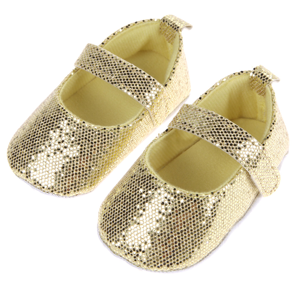 Baby Moccasins Kids Girls Party Princess Casual Shoes PU Soft Flats Bow 4 Colors Baby Girl