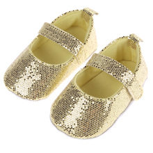Baby Moccasins Kids Girls Party Princess Casual Shoes PU Soft Flats Bow 4 Colors Baby Girl Shoes First Walkers Sheos 0-18M