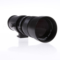 420 800mm f8.3 16 Super Telephoto lens T mount for Fujifilm fuji FX X X Pro1 x E1 x M1 X E2 X A camera