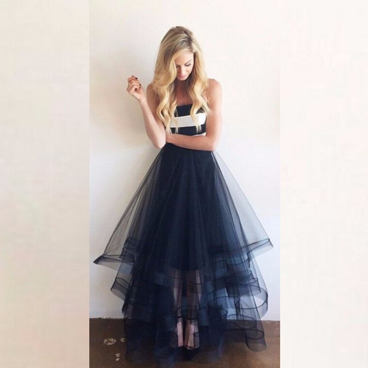 Compare Prices on Floor Length Black Skirts- Online Shopping/Buy ...