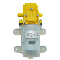 12v sprayer self priming pump head 50m range 8m
