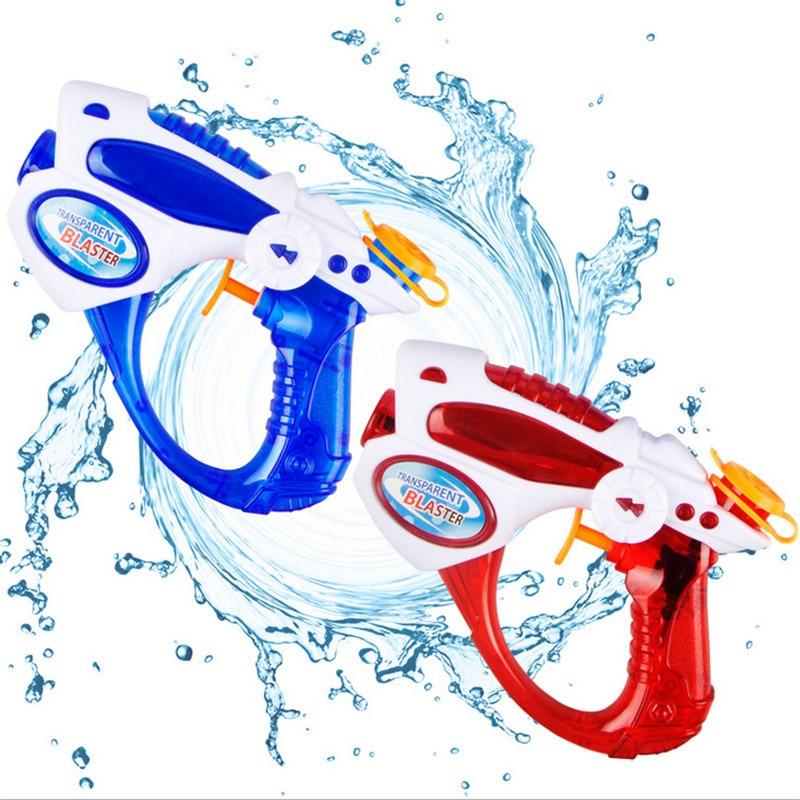 New Colorful Kids Summer Water Squirt Toys Children Beach Water Gun Pistol