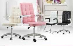 Компьютерный стул домашний офис стул. Стул отдыха. Персонал поворотный chair.00.4