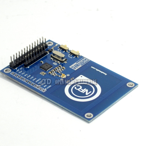 Free shipping! 13.56mHz PN532 for  /Compatible with raspberry pi board /NFC card module to read and write.