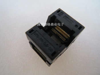Opentop OTS-38-0 5-02 SSOP38 TSSOP38 szerokość rzędów 0 5mm IC spalania siedzenia Adapter testowania miejsce badania testowania gniazd sklepie online moda w magazynie tanie i dobre opinie Tester kabli JINYUSHI