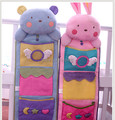 baby diaper bottle bags toy bags storage  baby bedding sets crib nappy changing bag Cute bear and bunny Baby bed bag