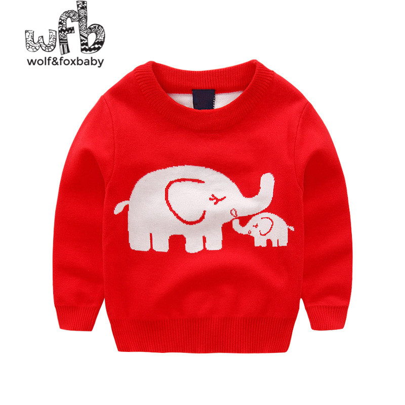 Retail-2-8years-knitted-sweaters-Cardigan-Beetle-Elephant-solid-color-baby-kids-children-Clothes-spring-autumn-fall-3