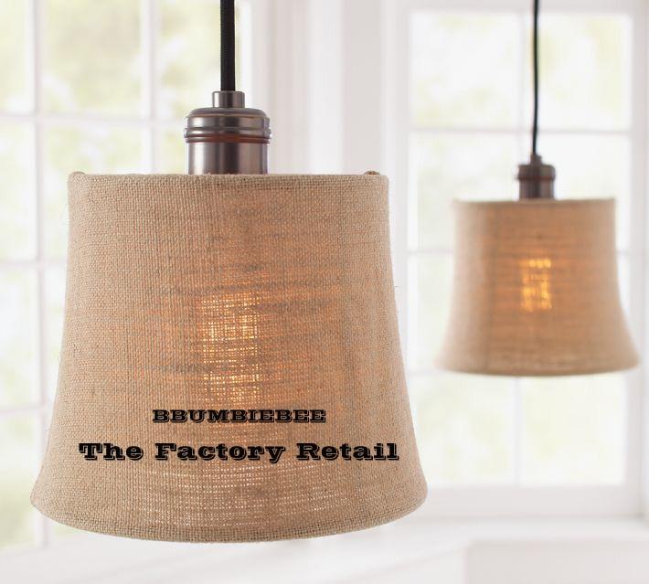 ФОТО brief linen lights white brown pendant light american brief  fabric bar counter single bar cafe pendant lamps