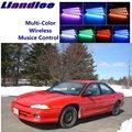 Блеск для салона автомобиля LiandLee  декоративный декор для сидений  неонсветильник свет для Dodge Intrepid