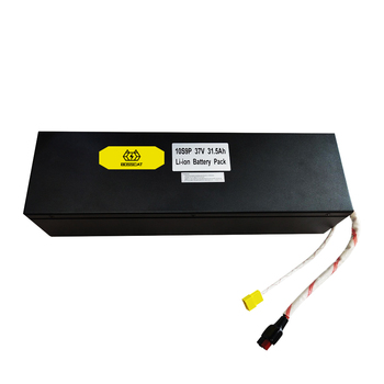 10S9P Rechargeable Lithium Battery Cell for Scooter Battery Electric Bike Battery