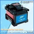 DHL/EMS DVP740 FTTH Fibra Óptica Splicer Da Fusão DVP-740 splicer fusão de fibra óptica máquina de emenda de fusão da máquina