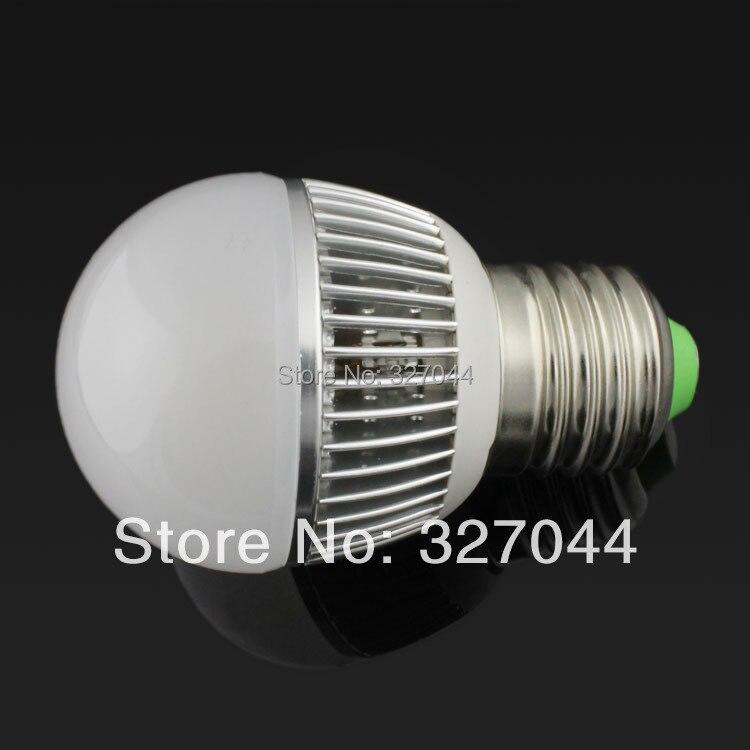 Free shipping 30pcs AC85-265V 9W Dimmable Bubble Ball Bulb E27 B22 High power Globe light LED Light Bulbs Lamp Lighting