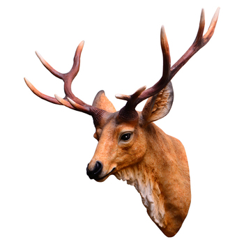 Wall Decoration Deer Head Wall Decoration Bar Restaurant Wall Decoration Crafts