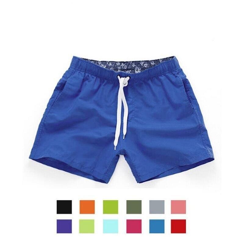 NEW Brand Pocket Quick Dry Swimming Shorts For Men Swimwear Man Swimsuit Swim Trunks Summer Bathing Beach Wear Surf Boxer Brie