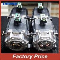 4pcs 100 Original ET LAD520 ET LAD520C ET LAD520F Projector Lamp with housing of PT SRZ12KC
