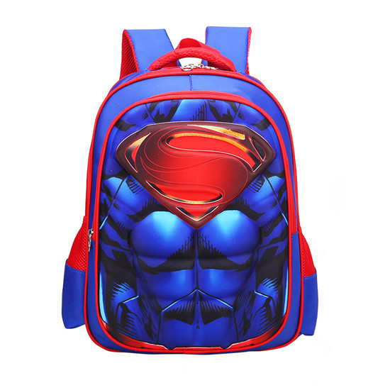 Online Shop 3D Spiderman supreme Backpack anime Children School ...