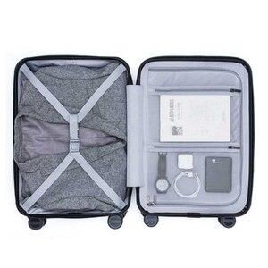 """Image 3 - נסיעות סיפור 20 """"אינץ גברים לשאת על נייד קטן נסיעות מזוודת עגלת בקתה מקרה תיבת מטען מחשב טהור"""