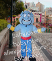 Новый Аладдин Genie костюм талисмана фантазии горячие собаки продажа bugs bunny дракон mascotte охлаждения fancy dress карнавальный костюм