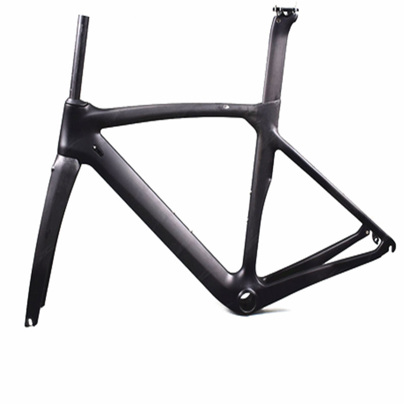 2017 New carbon frame road super light DI2 carbon frame road bike with fork+headset+seatpost+clamp bicycle carbon road frame