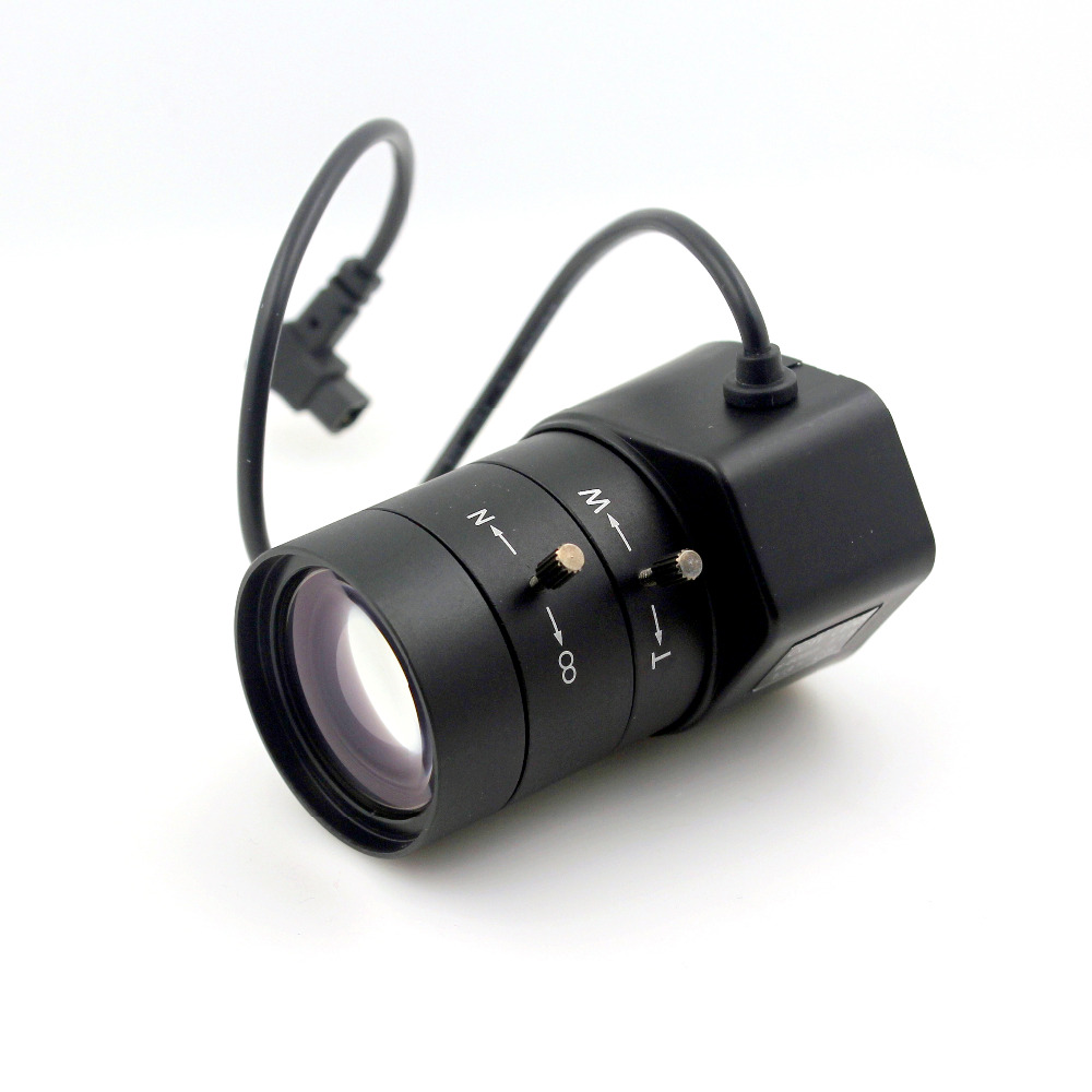 "Image 5 - 1.3MP 1/3"" 6 60mm F1.6 CS Mount DC Auto Iris Varifocal IR CCTV Lens for Box Body Cameralens hood for canonlens swablens hoods for nikon lenses -"