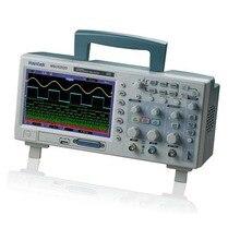 O050 Высокое Auality Hantek MSO5202D Пропускная Способность 200 МГц 2 Ch 1GSa/s Цифровой Мультиметр Осциллограф 16-канальный Логический Анализатор 2in1