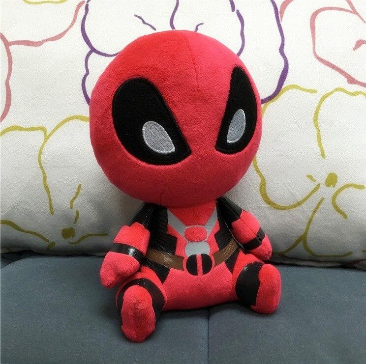 Deadpool doll soft plush 1