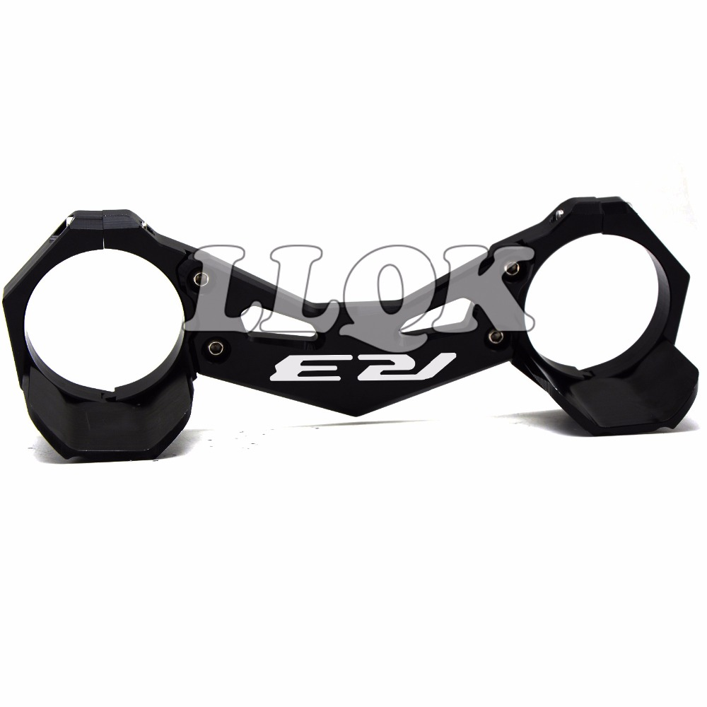 ФОТО new brand Motorcycle Accessories CNC Aluminum Frone fork bracket kit for YAMAHA YZF-R3 2015-2016