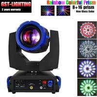 Touch Screen Sharpy Beam 230 Beam 7R Moving Head Light with Flight Case Package for Disco Nightclub Party