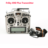 Original FrSky Taranis X9D Plus 2.4G ACCST Transmitter With X8R Receiver selection For RC Multicopter Part Racing drone