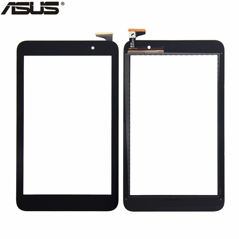 Asus Black Touch Screen digitizer Glass Lens Replacement parts For Asus Memo Pad 7 ME176 ME176C ME176CX Tablet touch panel replacement touch screen digitizer glass for lg p970 black