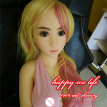 New 100cm mini silicone sex doll for men Lovely small japanese full silicone sex doll Full body sex toys for mendrop shipping