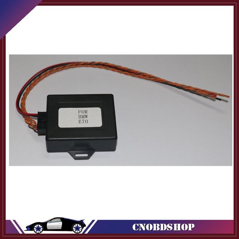Prix pour Pour BMW CIC rénovation adaptateur émulateur video in motion, navi d'activation pour E90, E60, E9X, E6X, E8X, E81 E82 E87 E88 e70 e7x x5 x6